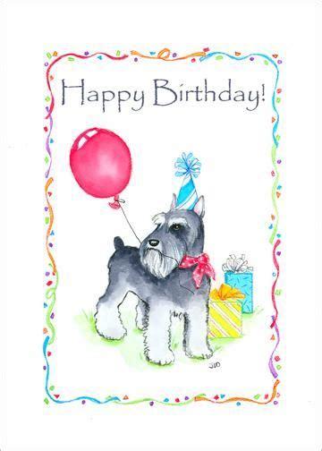 imagenes happy birthday son schnauzer birthday cumpleanos pinterest cumplea 241 os y