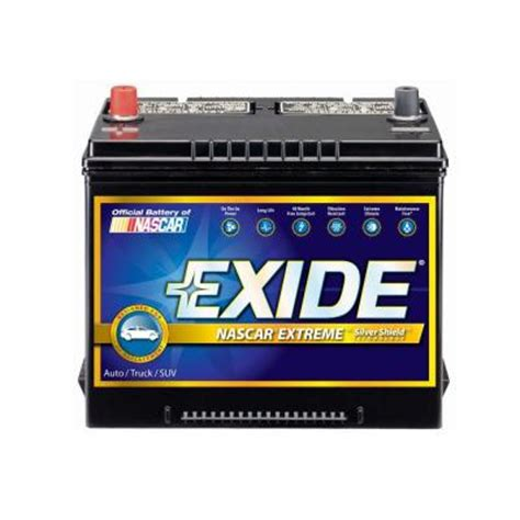 exide 24f auto battery 24fx the home depot