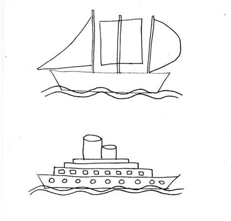 dessiner le bateau fiche 224 dessiner le bateau