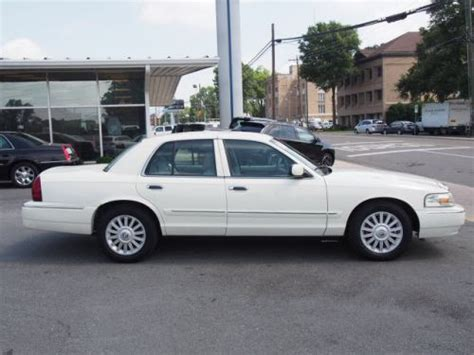 buy car manuals 2008 mercury grand marquis free book repair manuals find used 2008 mercury grand marquis ls in 214 s main st troy north carolina united states