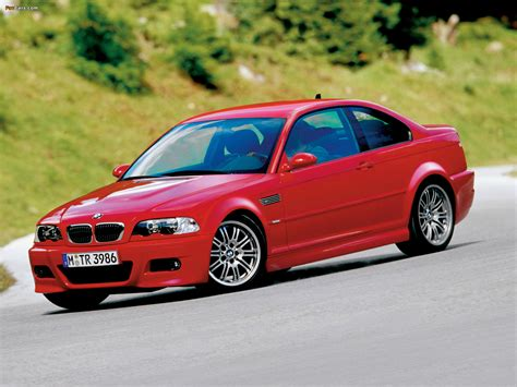 06 Bmw M3 Bmw M3 Coupe E46 2000 06 Pictures 1600x1200