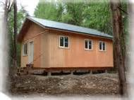 friesen s custom cabins home