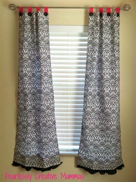 drapes made easy easy diy curtains mabey she made it
