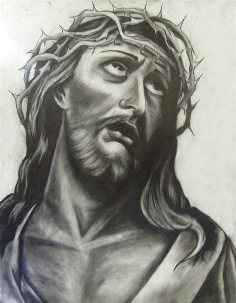 Drawing Jesus by How To Draw Of Jesus