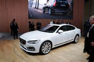 Volvo Allentown The Volvo S90 Has The Production Car Design Of The Year