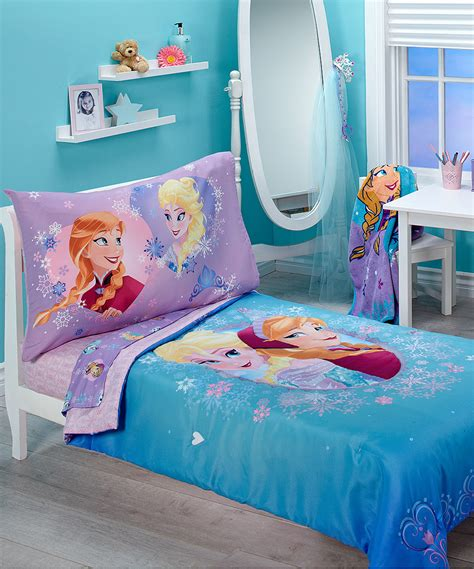 Frozen Toddler Bedding Children Bedroom Ideas With Toddler Frozen Bed Set