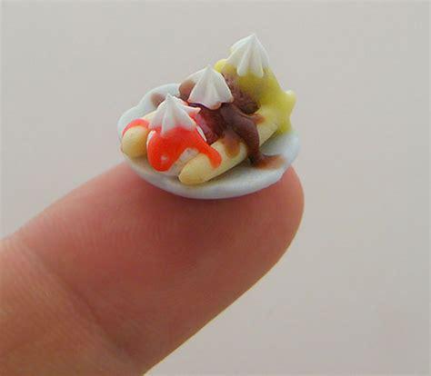 tiny banana name shay aaron s miniature food sculptures food inspired art