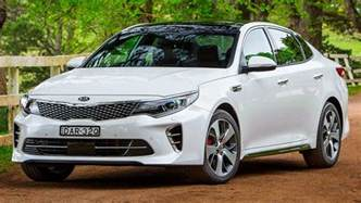 Kia Magentis 2016 Kia Optima Gt Review Road Test Carsguide