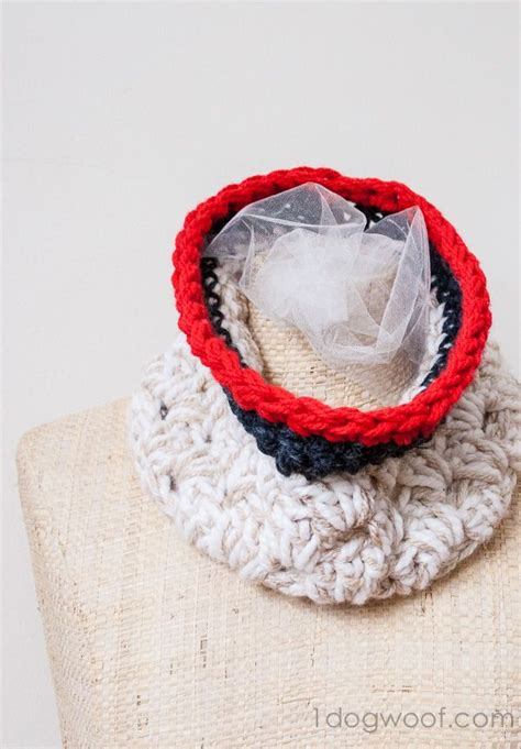cowl pattern chunky yarn diy anthropologie inspired chunky cowl crochet pattern