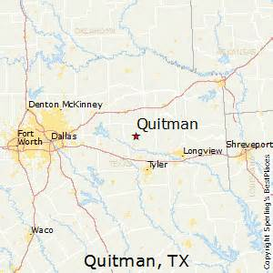 quitman map best places to live in quitman