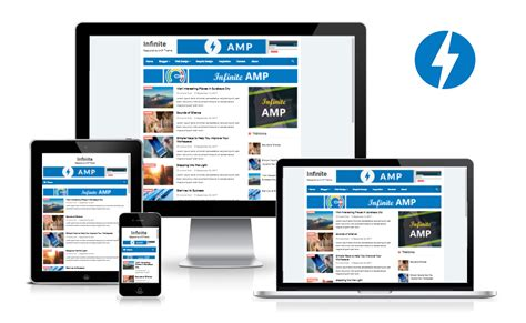 blogger search infinite amp responsive blogger template blogspot
