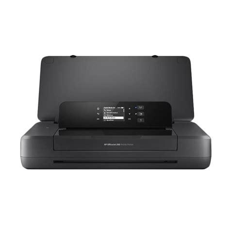 Wifi Portable Untuk Hp jual hp 200 wifi portable printer harga kualitas terjamin blibli