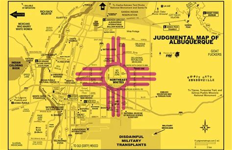 chicago judgemental map albuquerque nm 2 by rutherford and conrad