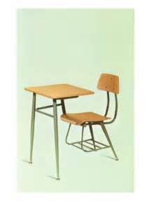 Student Desk And Chair Combo Student Chair And Desk Combo Prints Allposters Co Uk