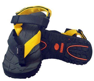 Topi Pendaki Gunung Krem Dalam Hitam jual sandal gunung suzuran hitam kuning di lapak sandal gunung suzuran aoki23
