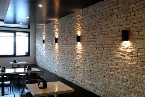decorado de baños modernos revestimiento de pared imitaci 243 n piedra scaglia asiago by