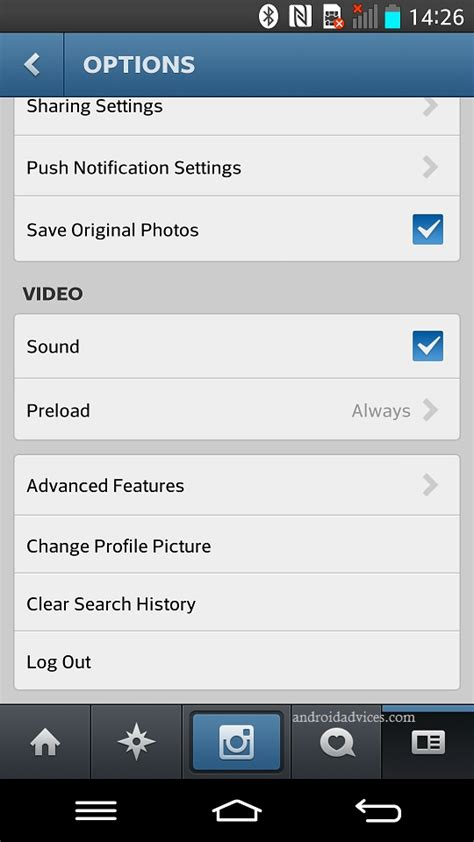 download layout from instagram for android direct apk instagram v4 2 update for android straighten photos