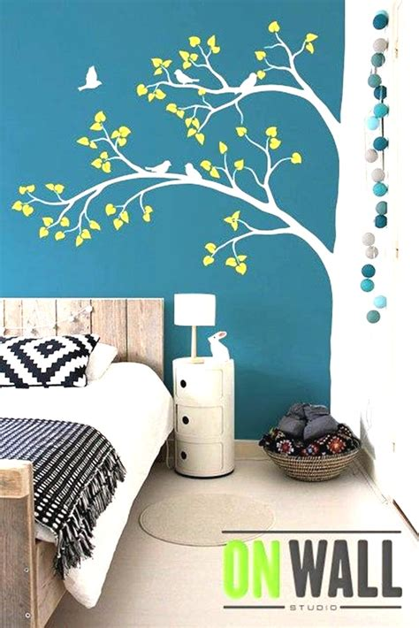 wall decoration wall painting ideas maybehip