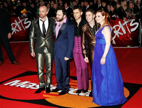 Scissor Do The Brit Awards by Paddy Boom Photos Photos Arrivals At The Brit Awards