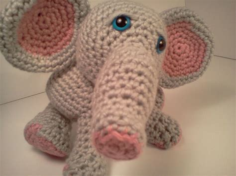 crochet pattern drawing drawing painting crochet lucas baby elephant ami pal