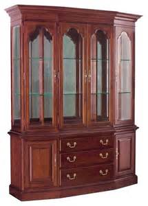 antique china cabinets and hutches china cabinet in antique cherry finish contemporary