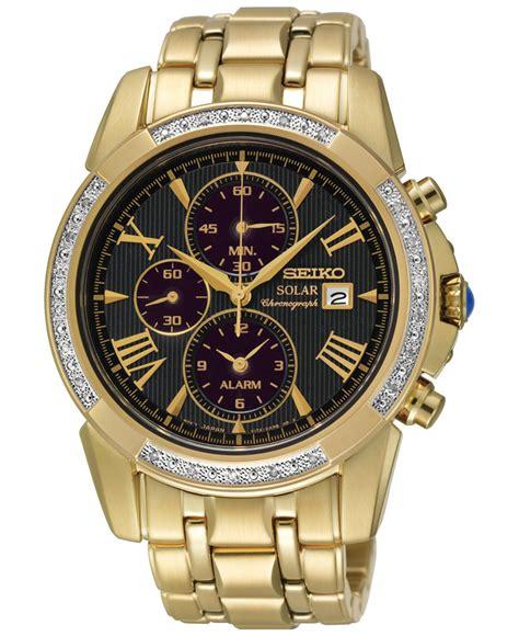 Eiko Chronograph Sks525p1 Black Two Tone Gold seiko s le grand sport solar chronograph 1 10