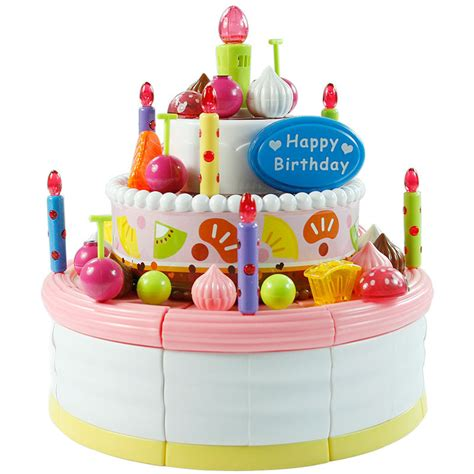 birthday toys birthday cake toys discount toys child pretend
