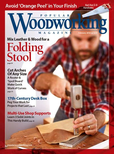 woodworkers magazine building wood complete woodworking magazine