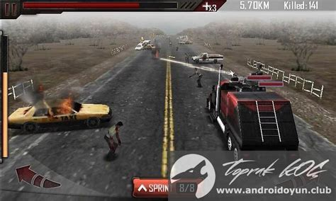 zombie roadkill mod android game download zombie roadkill 3d v1 0 4 mod apk para hileli