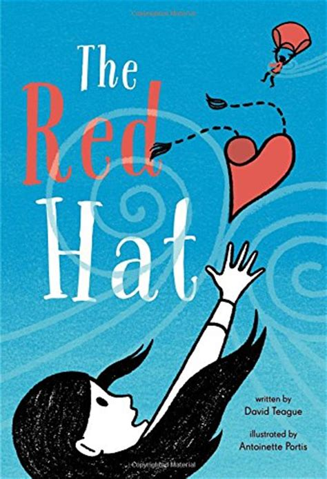 the pink hat books review of the day the hat by david teague