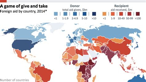 map us foreign aid by country 2016 where does foreign aid go adam smith