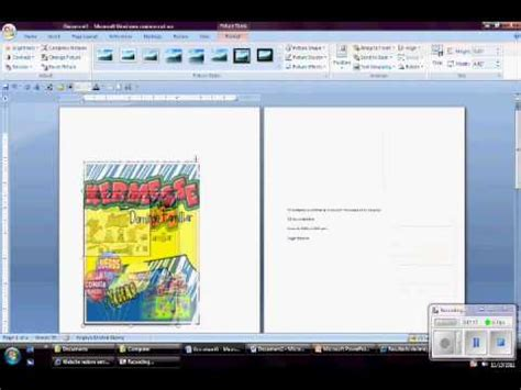 insertar imagenes vectoriales en word insertar imagenes en word 2007 wmv youtube