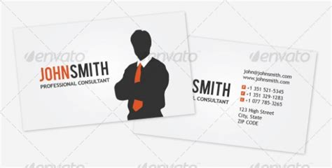 consultant business cards templates cardview net business card visit card design