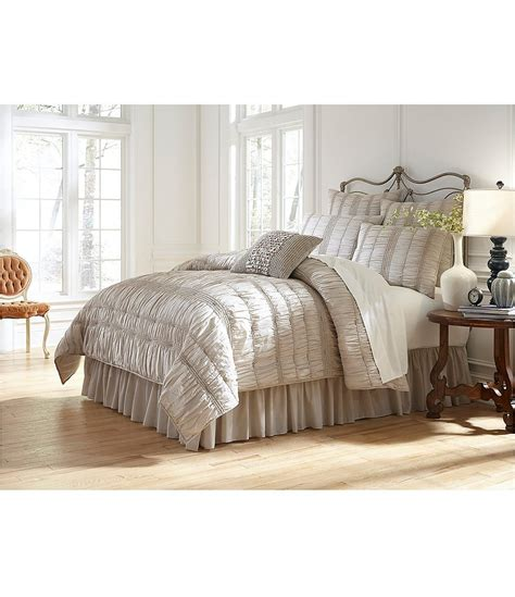 studio d bedding studio d serenade ruched comforter dillards