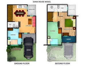 townhouse floor plan philippines bahria town house floor plans