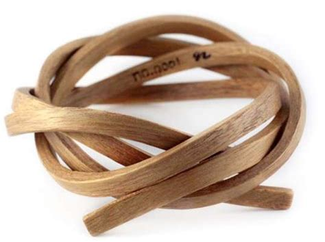 wooden jewelry wearable woodland gustav reyes wood jewelry