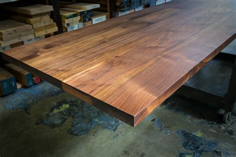 a wood table top table tops house of hardwood
