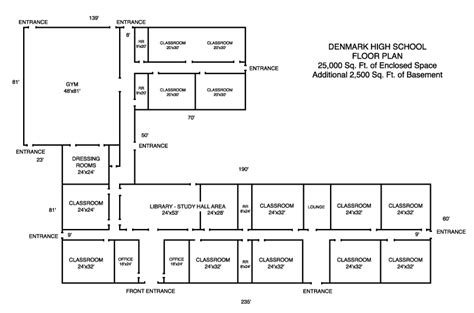 high school floor plan high school floor plan layout submited images pic2fly