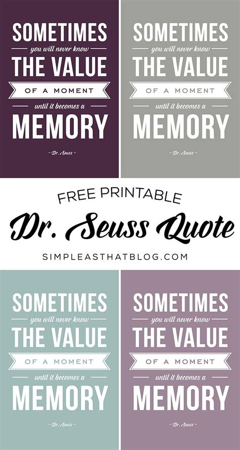 printable seuss quotes 1411 best images about project life on pinterest project