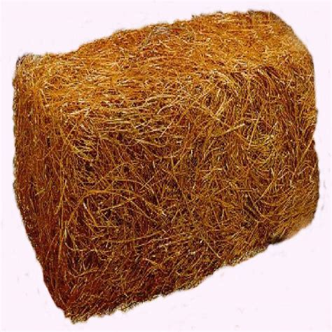 baled pine straw 826669 the home depot