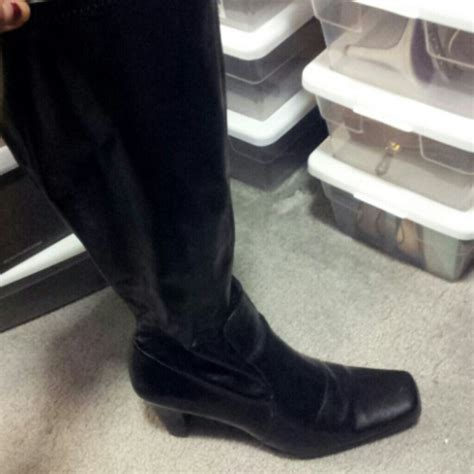 and barrow boots barrow and barrow lenore black boots from