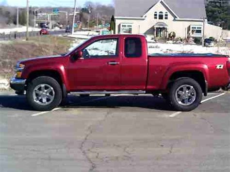 security system 2010 chevrolet colorado transmission control buy used 2010 chevrolet colorado lt extended cab pickup 4 door 3 7l in meriden connecticut