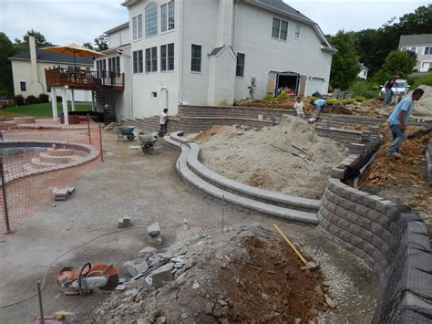 Landscape Construction Definition Pool Construction Olympic Pool And Spa