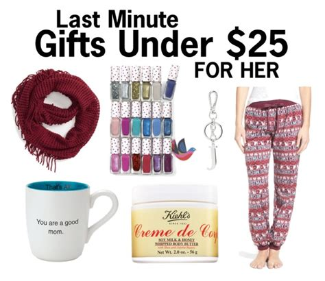 last minute gift ideas get it by christmas eve