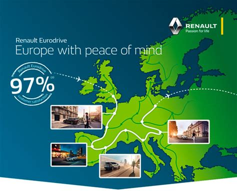 cheapest term car rental europe renault eurodrive is the all inclusive car lease program