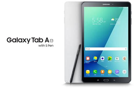 Tablet Samsung Malaysia samsung galaxy tab a 2016 with s pen now in malaysia for