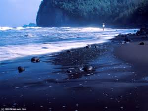 black sand hawaii mike levin s photo gallery hawaii photos