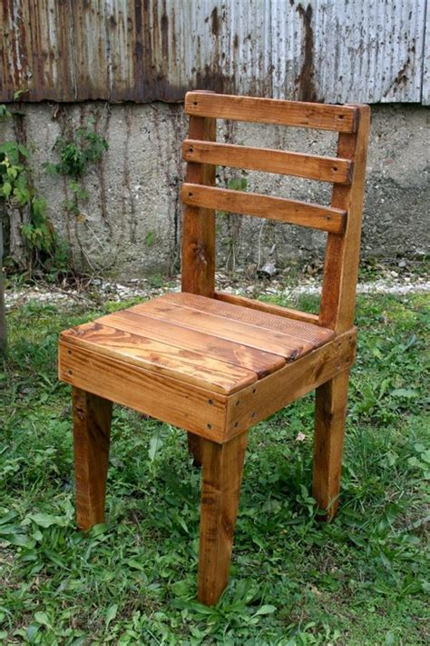 diy pallet chair diy chairs out of pallets pallet furniture plans