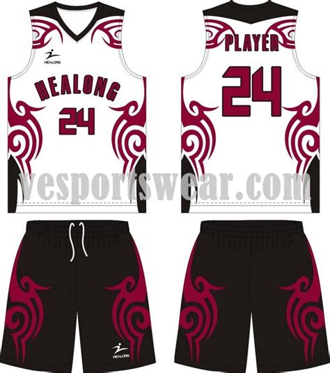 design jersey online basketball 2014 china oem new design basketball jerseys kit