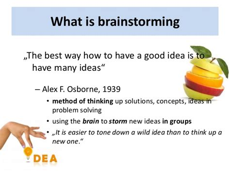 how to ideas brainstorming creative problem solving